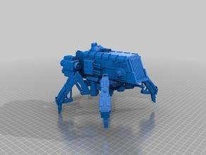 Crawler Tank