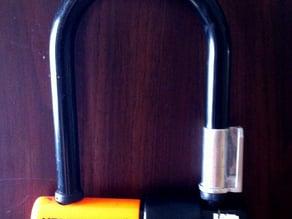 Bike Lock Hook
