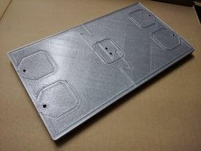 printable cyclone pcb (V2.3) work bed