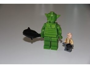 Lego compatible Giantic Troll