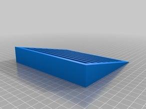 Parametric Footrest / Doorstop