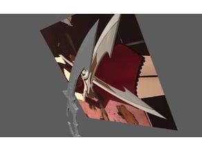 RWBY Cinder's Blades