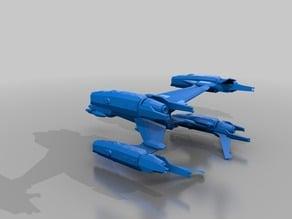 Thunderbolt Starfury variant