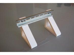 DIN Rail Stand