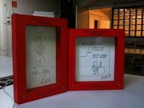 XKCD emergency frames