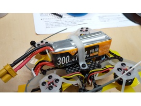 TinyLeader / 3S Battery mount