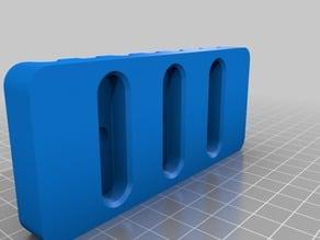 3D Printer Damper Mold V5