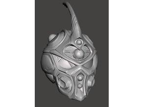 Guyver Helmet