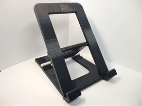 Flipping Folding Phone (Tablet) Stand