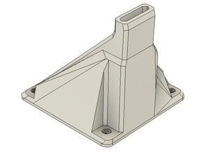 Printrbot Simple Metal E3D V6 Shroud
