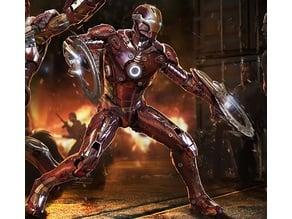 Iron Man Bastard Helmet