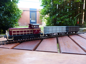 NS Elo227 Dutch railways
