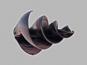 Lilly Impeller, free after Jay Harmans drawings