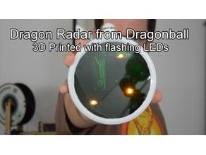 Dragon Radar from Dragonball Cosplay Prop