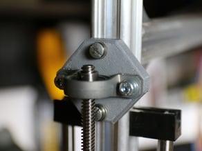 Velleman k8200 (3Drag) z-axis lead screw upgrade