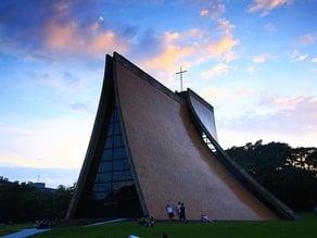 The Luce Chapel 東海大學 路思義教堂