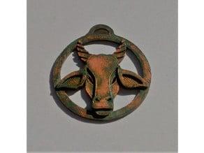 Baphomet's Amulet
