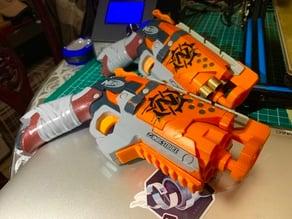 Bustershot - A Minimized Half Dart Hammershot Kit
