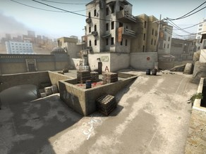 dust2 bombsite A