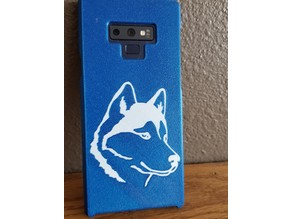 Husky Note 9 Phone Case