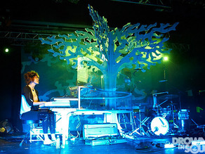 Imogen Heap 2010 tour tree