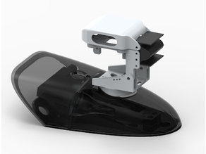 Mini Talon Canopy with 360 pan/tilt for split2s