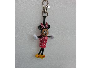 Minnie Mouse Bead