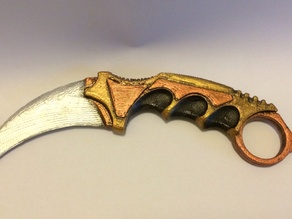 Karambit Fixed