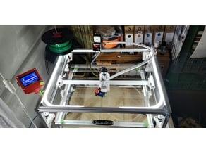 3D PRINTER-PLOTTER-LASER CUTTER