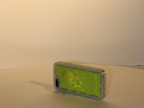 IPhone 5 Bumer + Plate AVP Design