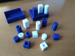 Tiny Quarto! Set with Box