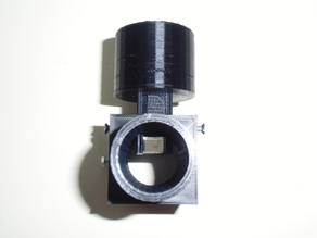 """Off axis guider for astrophotography (1.25"""")"""