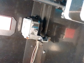 Snapfit Y-Axis Motor Cable Chain Mount (FFCP, Dup4)