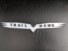 Jeep Trailhawk Emblem