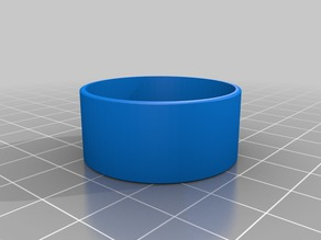 "1.25"" Cap for Astronomy Equipment"