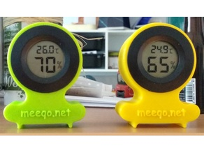 Thermometer case