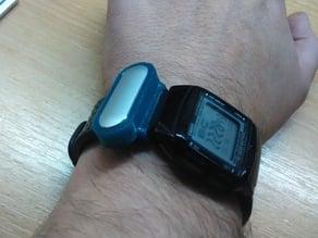 Xiaomi Mi Band Holder on the watch strap