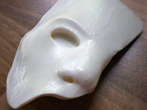 Phantom of the Opera Style Mask