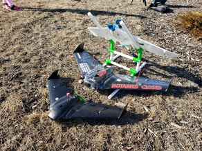 FPV Wing Launcher