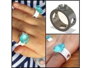Diamond Ring for Children