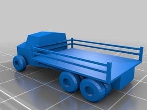 N scale Truck