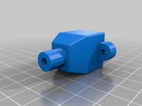 Monsterlabo - The First - RJ45 connector for back panel