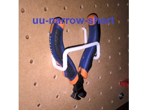 Hooks for Pegboard 1/8 (mk2)