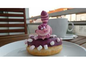 Cheshire Cat - Multi-Material / MMU Version (fixed)