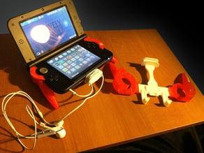 Game Controller Comfort Grips for Nintendo 3dsXL