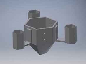 HexaFloat - Modular Boat Design