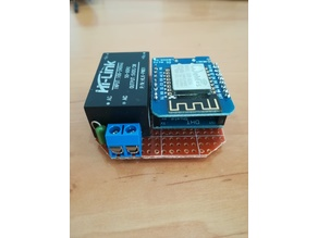 Temperature/Humidity sensor box