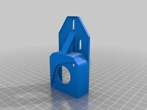 Monoprice ultimate (D6) stepper damper bracket for Forrom dampers