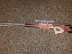 Death Gun Sniper Rifle