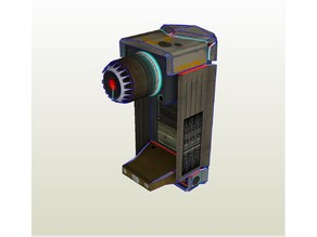 Combine Battery from Half Life 2